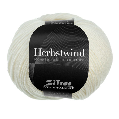 Herbstwind Farbe 13   creme hell