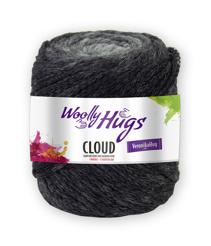 CLOUD v. Woolly Hugs Farbe 185